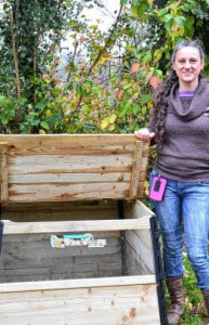 Composteurs pédagogiques au CPTDE offerts par le SIVOM DE PLEYBEN