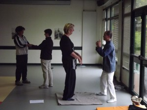 Formation de QI GONG  au CPTDE de Brasparts