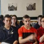 Apres-avoir-travaille-durant-toute-la-semaine-sur-un-milieu Ti Menez Are les élèves ont présentés leur trtavaille aux autres groupes