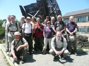 Formation rando Brevet fédéral de randonnée Ti Menez are